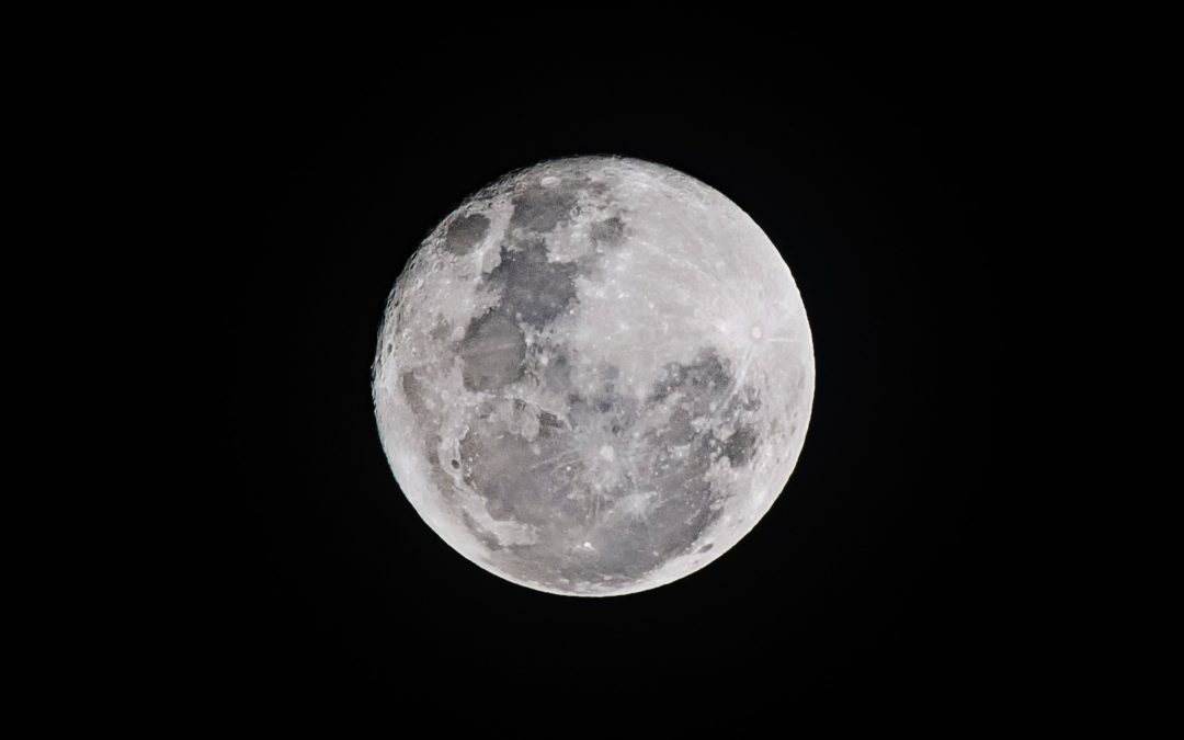 It's a full moon on Friday the 13th! GET READY TO HOWL!